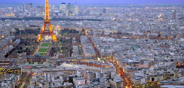 What Are The Arrondissements Of Paris French Moments