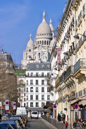 """""""Sacré-Cœur"""" Paris Montmartre"""