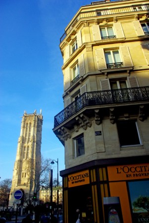 Tour Saint-Jacques Paris