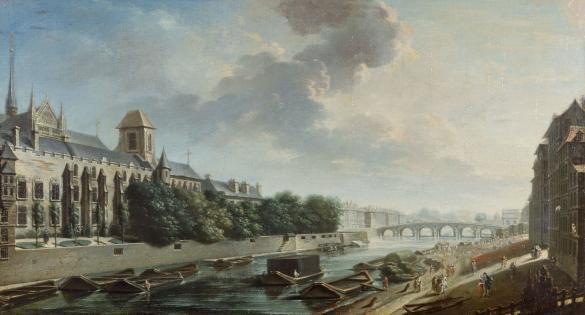 Palais de l'Archevêché Paris