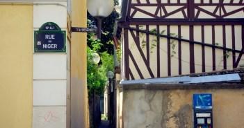 Sentier des Merisiers Paris