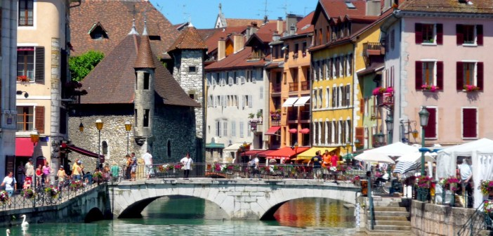 Why we chose Annecy as our new French base