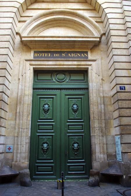 Hotel de Saint-Aignan