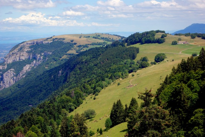 Salève mountain