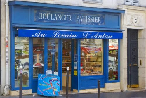 baguette Paris Au levain d'antan