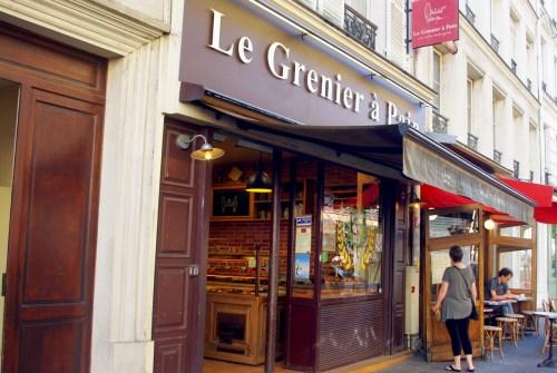 baguette Paris Le Grenier à Pain