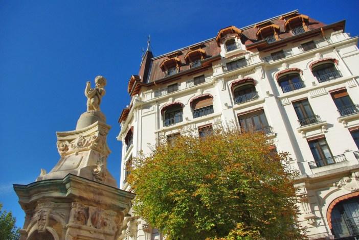 Hotel Astoria, Aix-les-Bains © French Moments