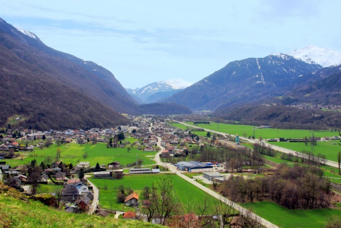 Lower Tarentaise Valley © French Moments