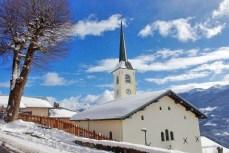 Granier Church Winter © French Moments
