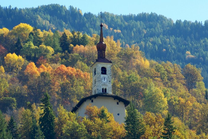 The church of Landry © French Moments