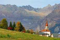 Les Chapelles, Middle Tarentaise © French Moments