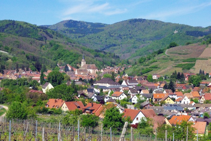 General view of Andlau © French Moments