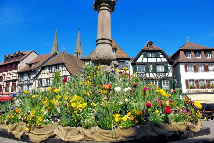 Obernai in the Spring © French Moments