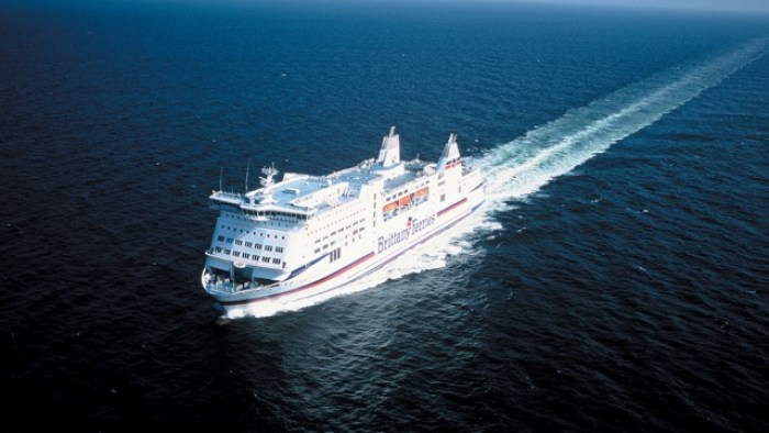 Ferry to France © Brittany Ferries