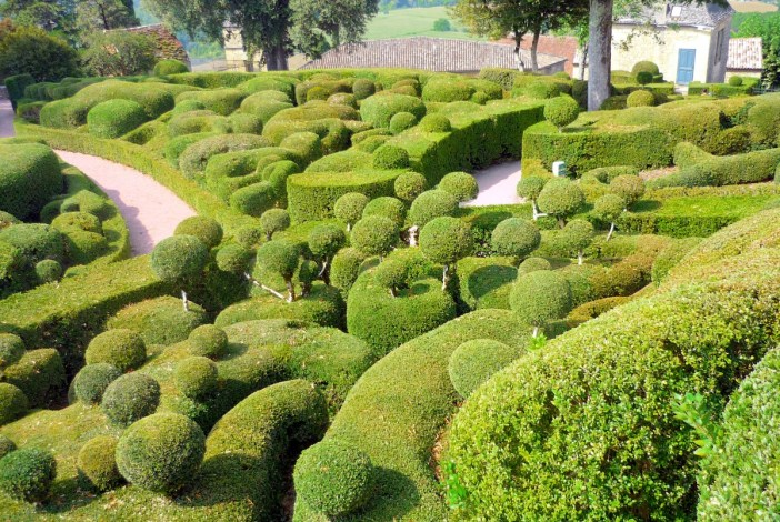 The gardens of Marqueyssac © French Moments