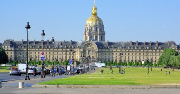 The Hôtel des Invalides, Paris © French Moments