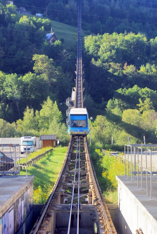 Funicular Les Arcs © French Moments