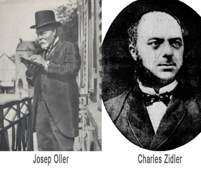 Josep Oller and Charles Zidler