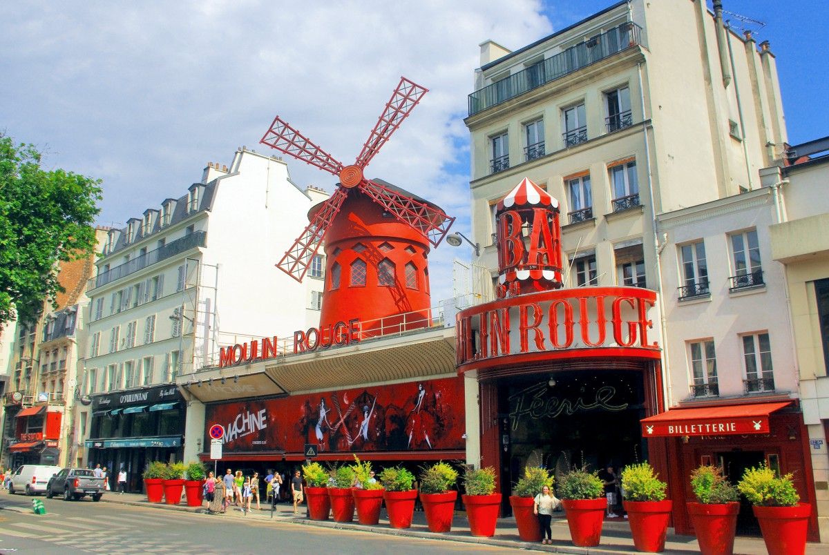 The Secrets About The Moulin Rouge In Paris French Moments