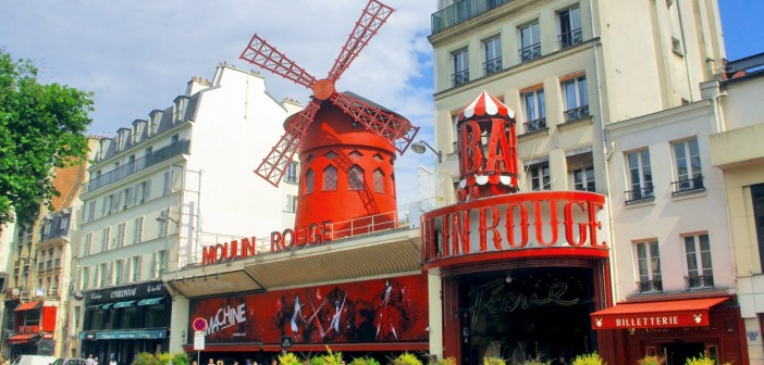 The secrets about the Moulin Rouge in Paris