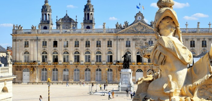 18th century district of Nancy © French Moments