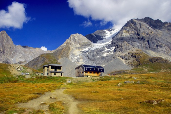 The Grande-Casse from the Vanoise Pass, Pralognan-la-Vanoise© French Moments