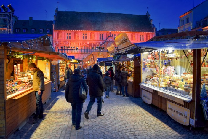 Mulhouse Christmas Market © French Moments