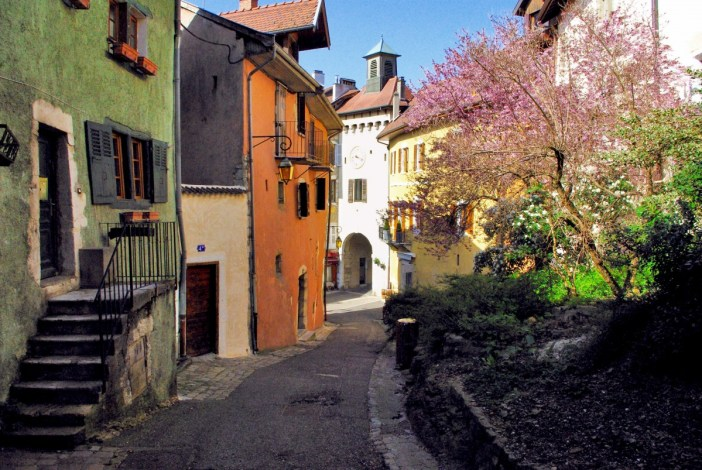 Passage Nemours, Annecy © French Moments