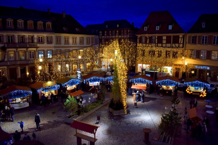 Sélestat Christmas market © French Moments
