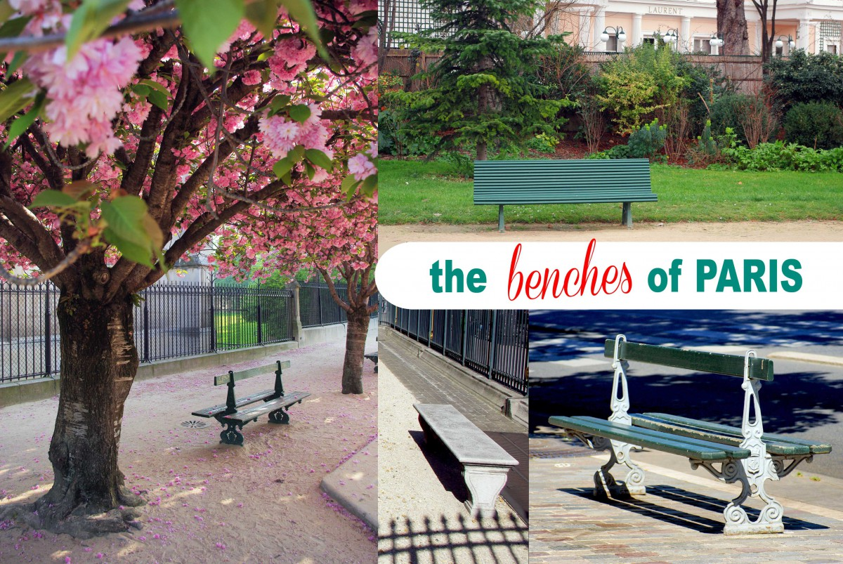 Outstanding What Is The Story Behind The Public Benches Of Paris Dailytribune Chair Design For Home Dailytribuneorg