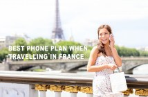 Best phone plan when travelling to France! Stock Photos from Ariwasabi : Shutterstock