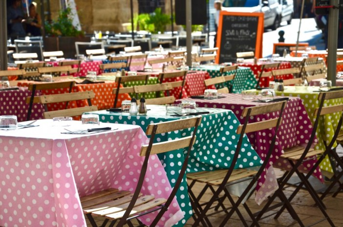 At a Provençal restaurant - Stock Photos from ClaudiaMMImages - Shutterstock