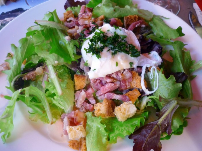 Salade Lyonnaise © French Moments