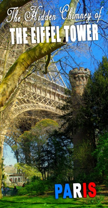 The hidden Chimney of the Eiffel Tower © French Moments
