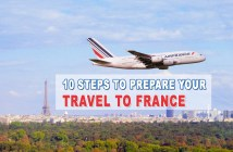 10 Steps to prepare your travel to France © French Moments