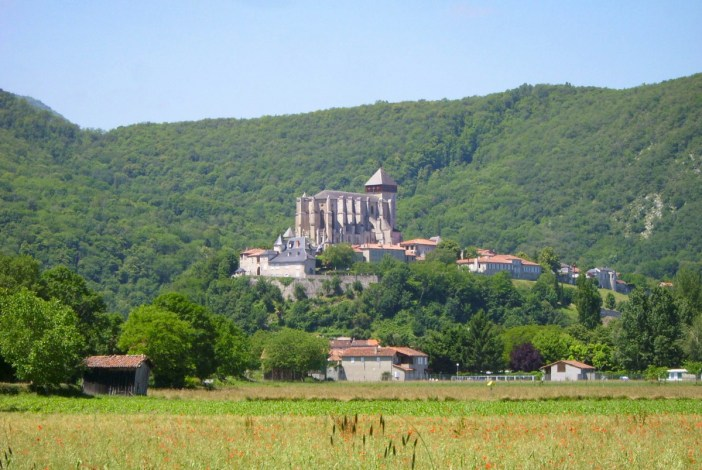 Saint-Bertrand-de-Comminges © Fifistorien - licence [CC BY-SA 3.0] from Wikimedia Commons