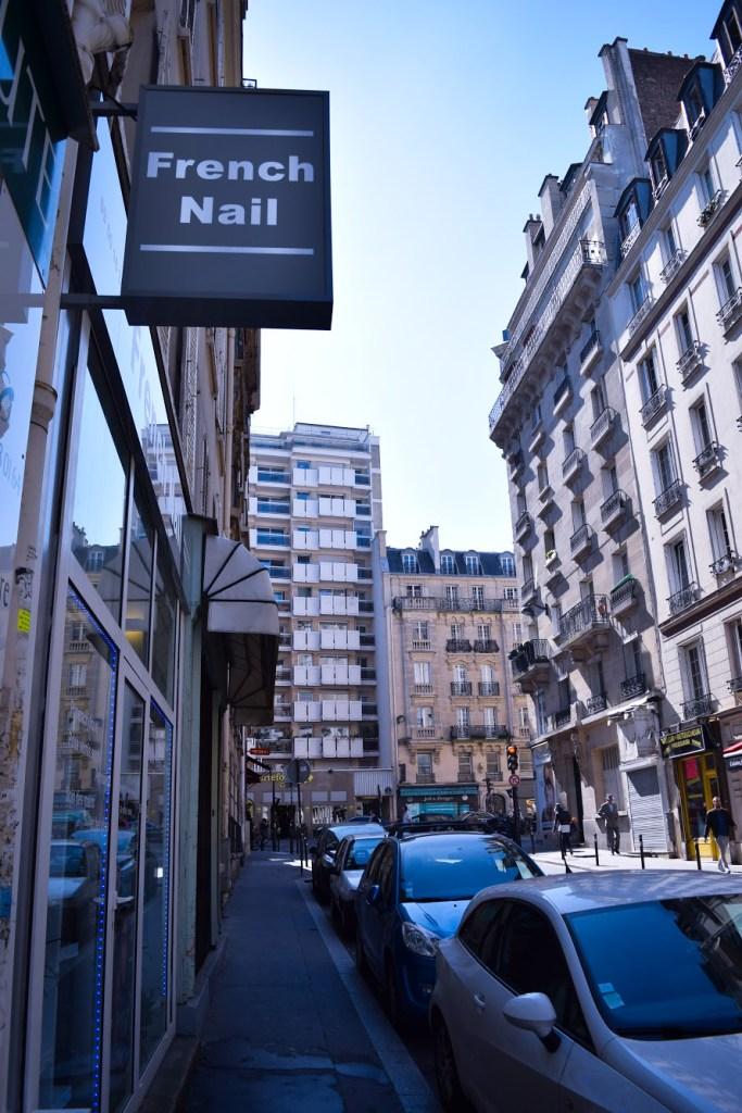 A propos Bienvenue à l'institut French Nail