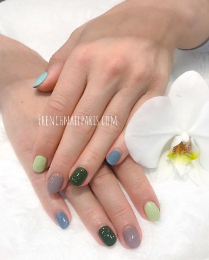 Rien n'est oublié pour sublimer votre beauté comme la pose vernis permanent des mains