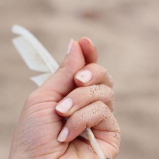 Soin beauté des mains sans vernis