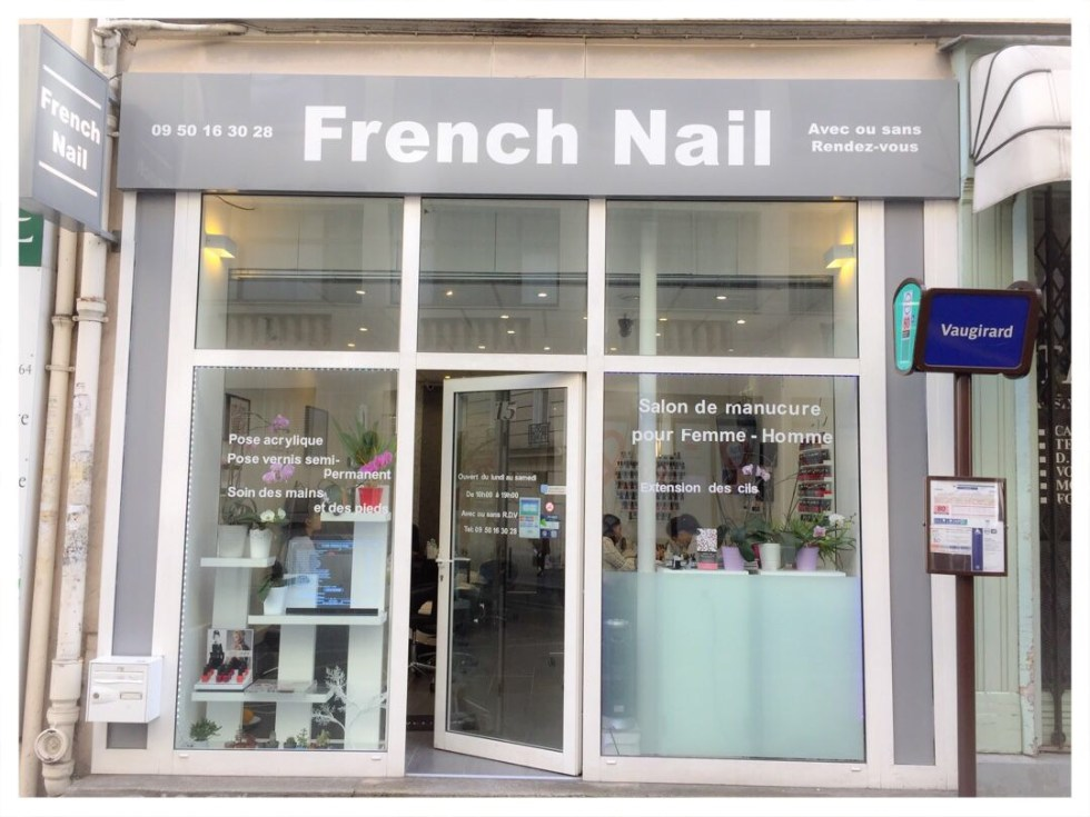 Institut de Beauté & Onglerie French Nail