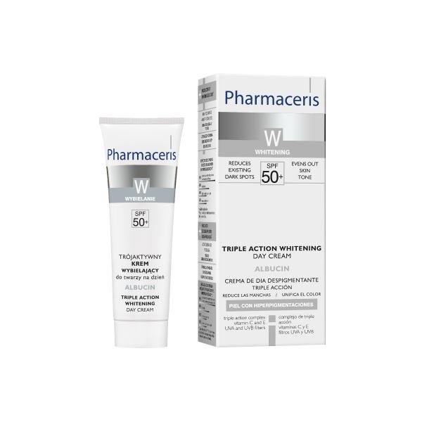Pharmaceris W- dagcreme mod hyperpigmentering