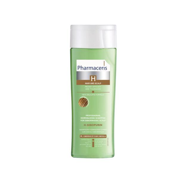 Pharmaceris H- normaliserende shampoo til fedtet hår.