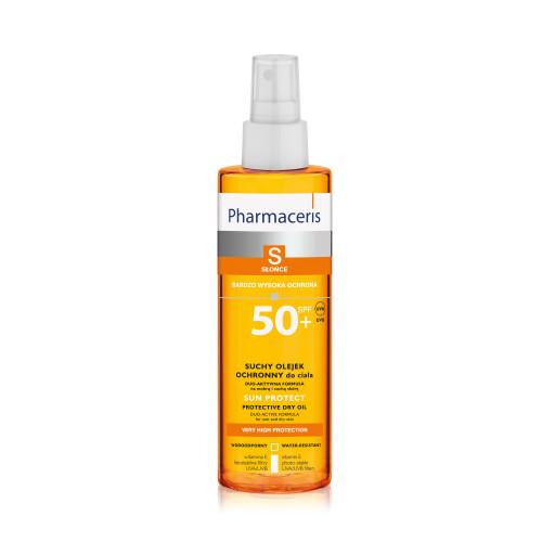 oolie til solbeskyttelse SPF 50+