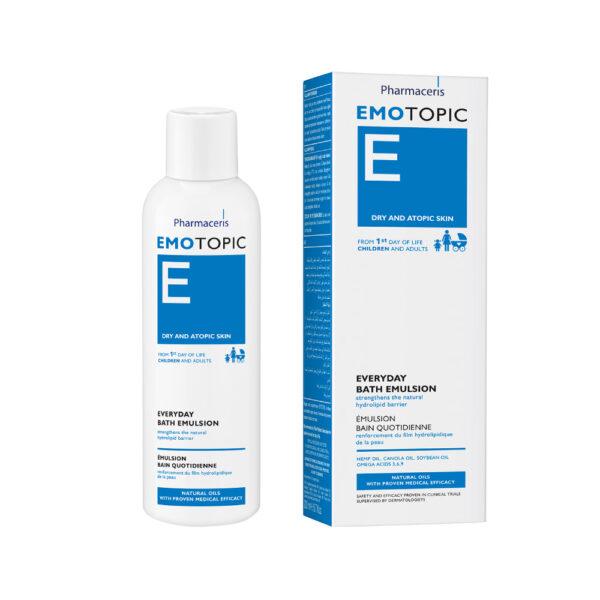 Pharmaceris E- EMOTOPIC Hverdags bads emulsion
