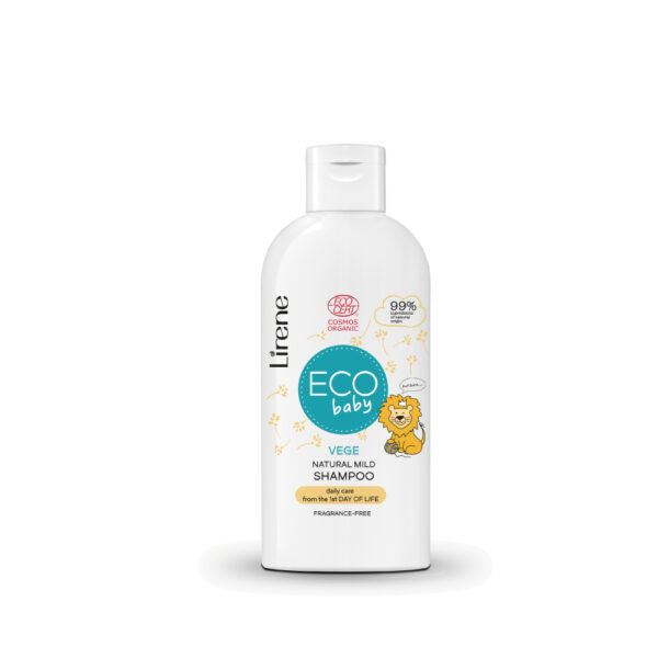 Økologisk EcoCert certificeret hår shampoo