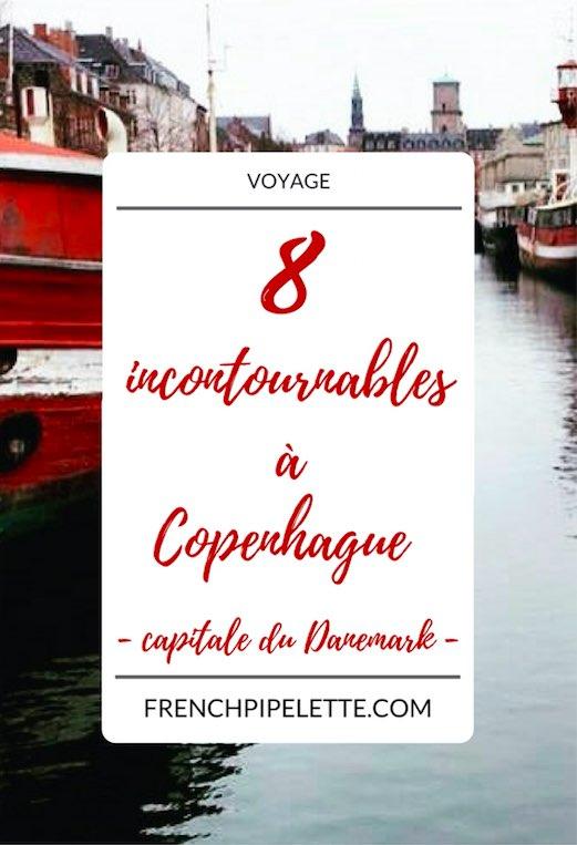 8 incontournables à Copenhague