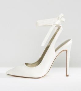 Chaussures mariée avec bride