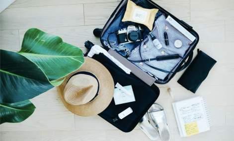 Préparer le bagage à main parfait