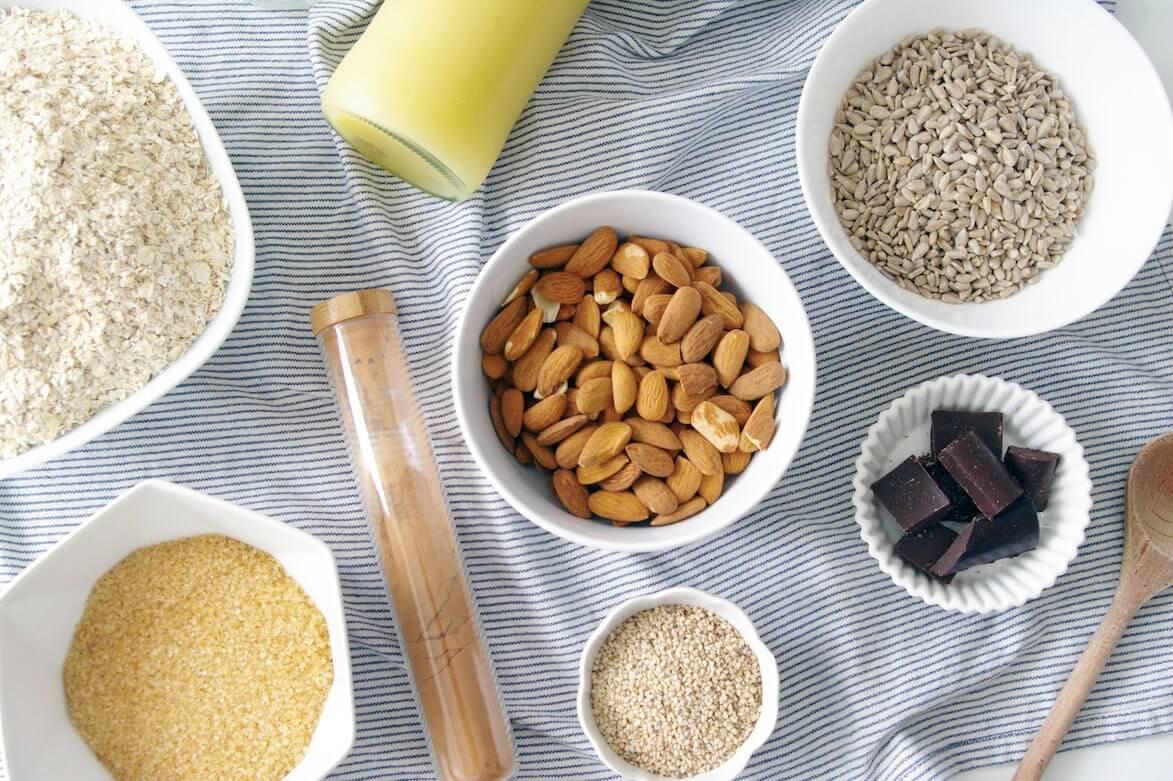 recette de délicieux granola maison