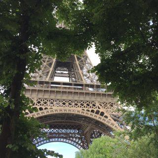 Weekend in Paris + Staying Healthy